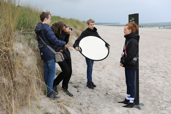 DVF-Porträt-Workshop - Foto: Rita Boden