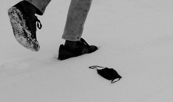 Simaon Henker (14 Jahre) - Wintersport 2021 (Platz 2 Einzelbilder)