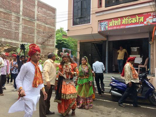 Festival in Maheshwar