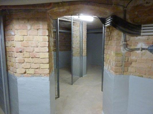 Kellerabdichtung von Innen mit dem Eurokristall System von Euroelast