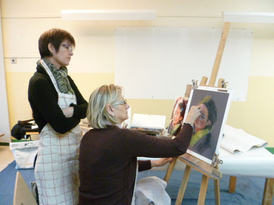 Stage de Christine Dumont - 11 mars  2012