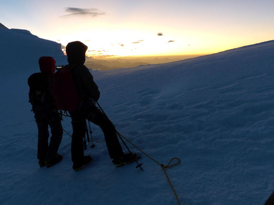 Mont Blanc Bergührer