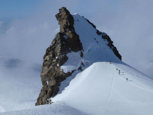 Monte Rosa Liskamm Castor Bergführer