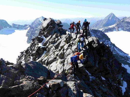 Bergführer Silvrettahorn
