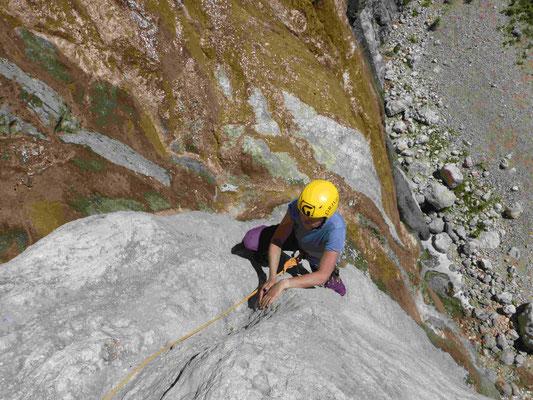 Bergführer Klettern Salzkammergut