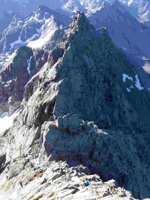 Grosslitzner Seehorn Überschreitung Bergführer