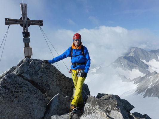Bergführer Zillertal Großer Möseler Turnerkamp Hoher Weißzynt