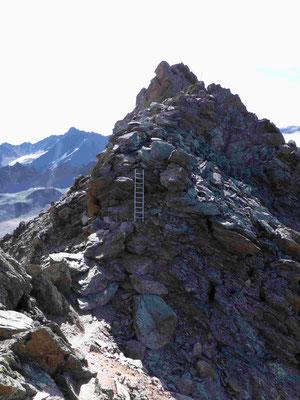 Geigenkamm Überschreitung Mainzer Höhenweg Bergführer
