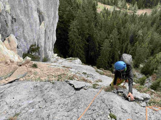 Bergführer Klettern Salzkammergut Grazer Bergland