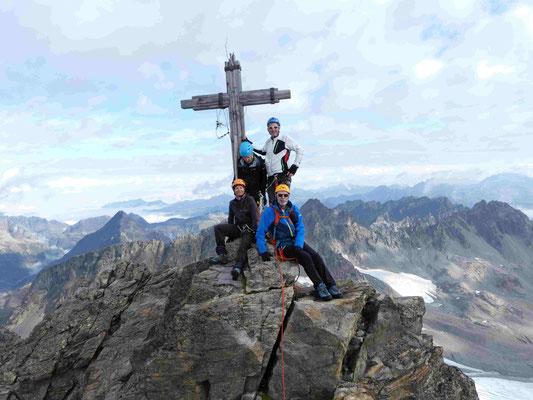 Bergführer Dreiländerspitze