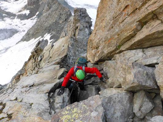 Großglockner Stüdlgrat Bergführer