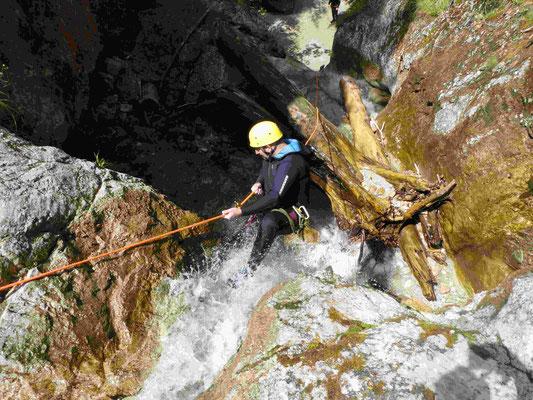 Canyoning Salzkammergut Altersbach