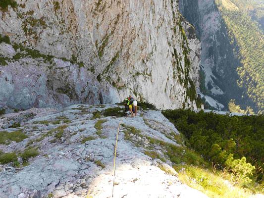 Trisselwand Hoferweg Bergführer