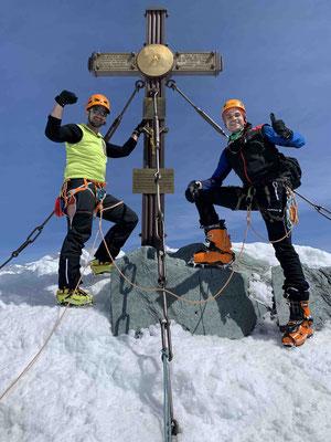 Bergführer Schitour Großglockner