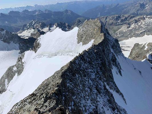 Bergführer Biancograt Piz Palü