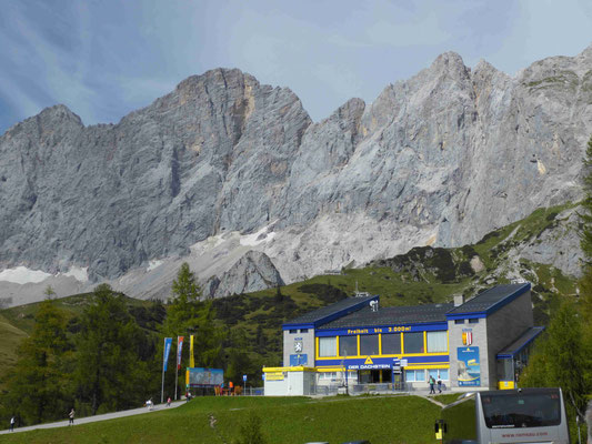 Hoher Dachstein Steinerweg mit Bergführer