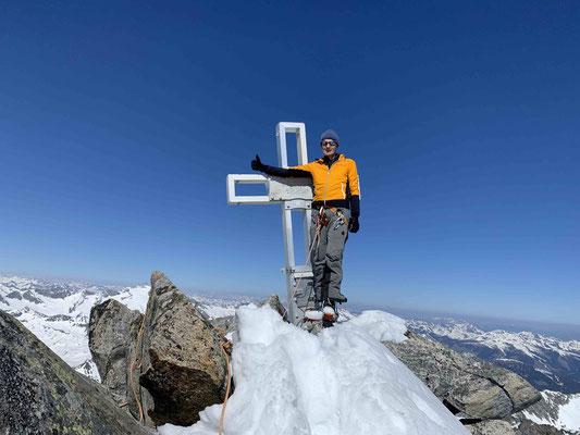 Bergführer Schitour Schlieferspitze