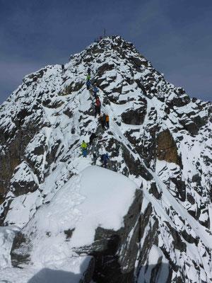 Großglockner Normalweg Bergführer