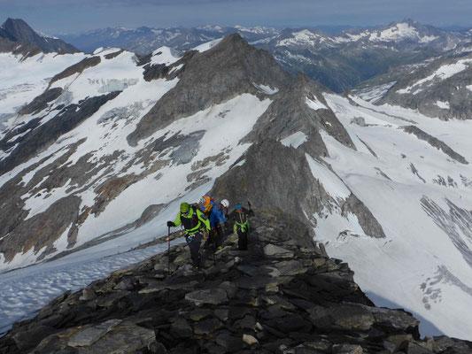 Bergführer Dreiherrenspitze Großer Geiger