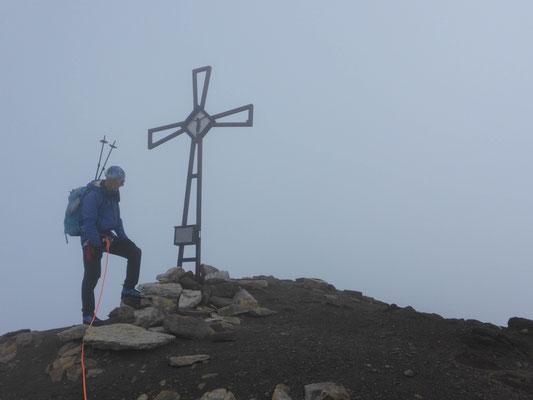 Bergführer Schneebiger Nock Überschreitung