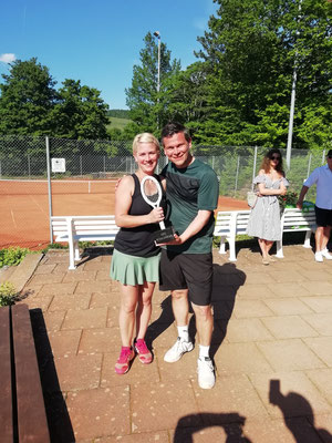 1. Platz Adi Schlinker Mixed Turnier 2019