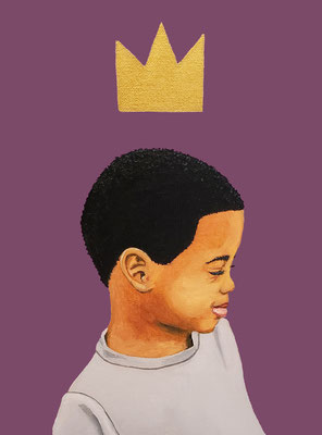 Young King, Oil