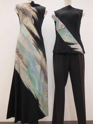 留袖ブラウス&ドレス