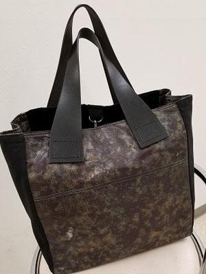 まちのたっぷり帯からのバッグ
