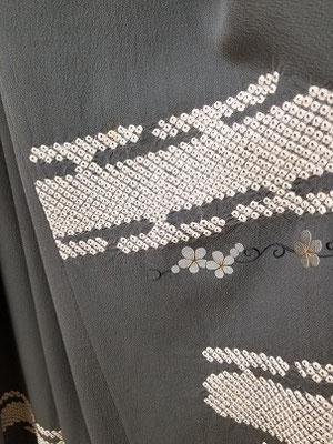 羽織の柄UP