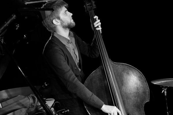 Jazz club, Florent Nisse: contrebasse. Samedi 23 novembre 2013