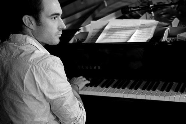 Jazz club, Enzo Carniel: piano. Samedi 23 novembre 2013
