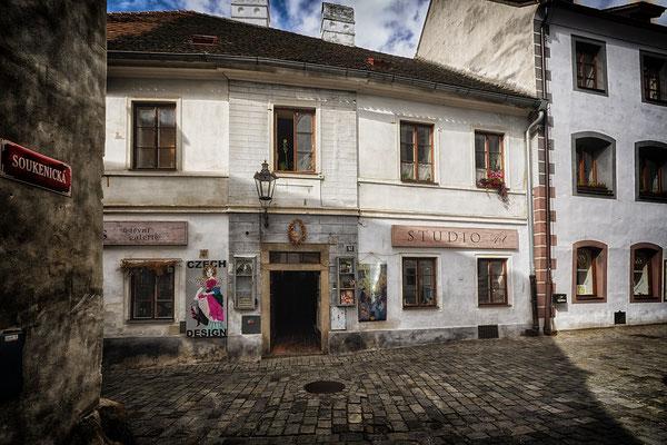 Krumau an der Moldau