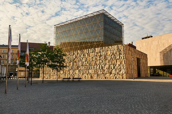 Hauptsynagoge am St.-Jakobs Platz