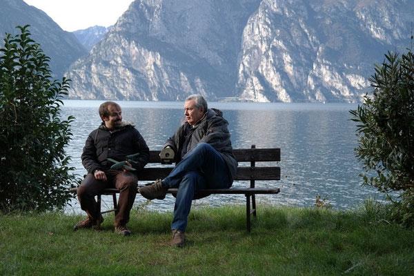 Armando Bellelli con Mauro Vittorio Quattrina