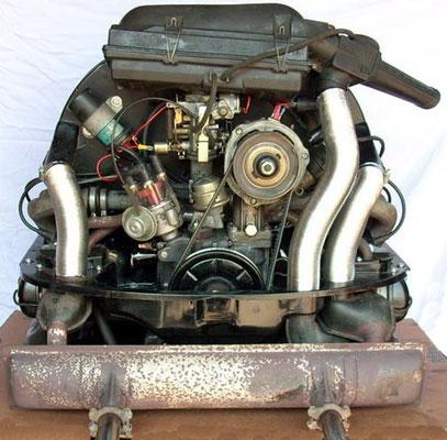 1600er, 37KW/50PS als Komplettmotor. Mit gebr. Auspuff und WT, neue Kupplung. Ab € 2949,-