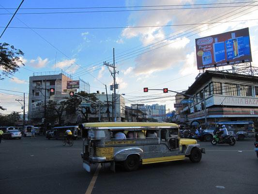 Manilas öffentlicher Personentransport.