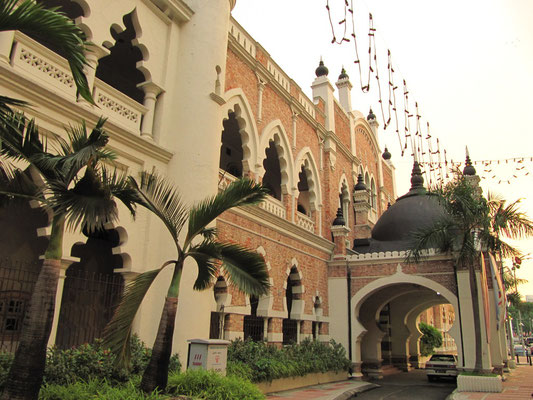 Das Stadttheater - Panggung Bandaraya KL.