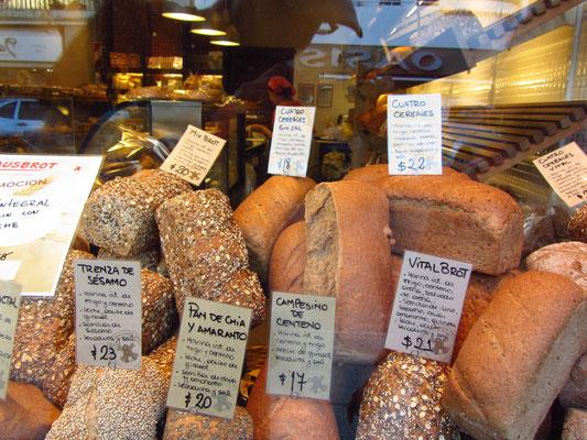Brot. Lecker. Sogar Vitalbrot. (San Isidro)