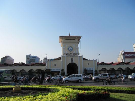 Der Ben-Thanh-Markt.