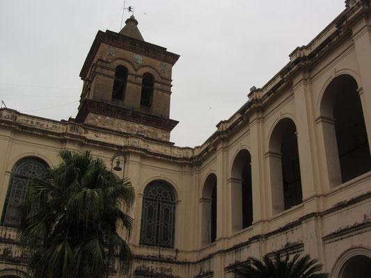 Die Universidad Nacional de Córdoba (UNC) ist die älteste Universität Argentiniens und eine der ältesten in Lateinamerika.