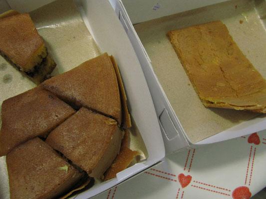 Käse- und Käse-Bananen-Pfannkuchen. Indonesier essen Käse gerne mit Schokolade und/oder Bananen.