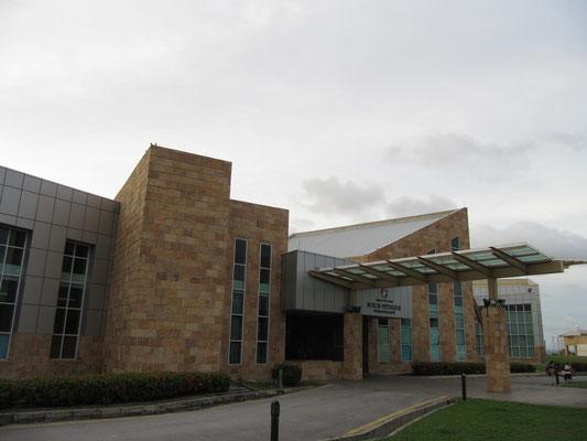 Das Petroleum Science Museum.