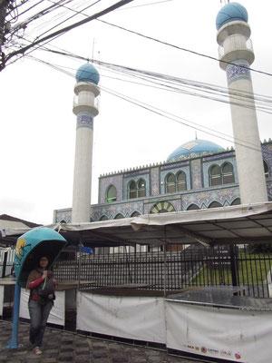 Moschee in Largo da Ordem.