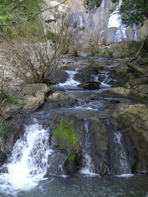 Der Tat Nam Dee Wasserfall.