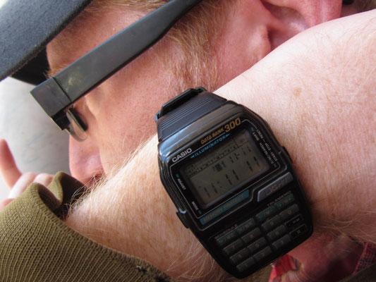 33 Jahre alt und das am 11.11.2011 um 11:00.  Ein denkwürdiger Moment.