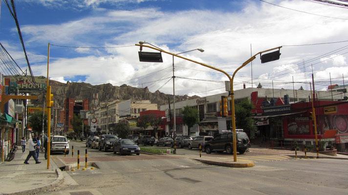 Zona Sur hat viele Geschäfte und viele der besten Restaurants der Stadt.