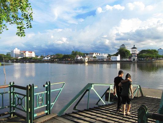 Der Sungai Sarawak.