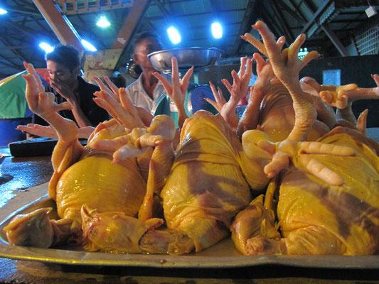Hühner. (Pasar Minggu)