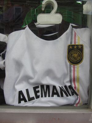 Alemannisches Fußballtrikot.