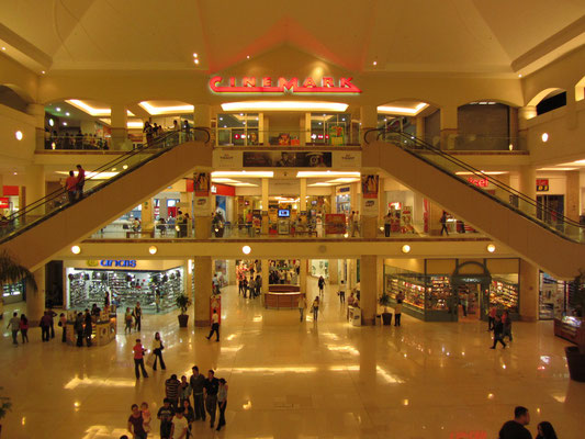 Multiplaza Mall.